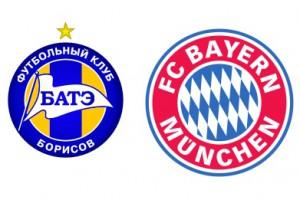 БАТЭ — «Бавария» — 3:1. Фоторепортаж. «Сенсация в ракурсе»