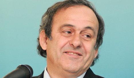 Платини хочет, чтобы чемпионат мира-2022 прошел зимой