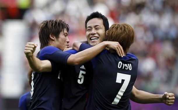 Олимпийские игры-2012. Четвертьфинал. Япония – Египет – 3:0. «Иппон»