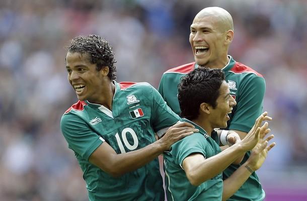 Олимпийские игры-2012.Четвертьфинал. Мексика – Сенегал – 4:2. «Шекспиру и не снилось»