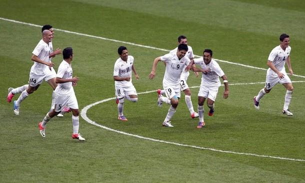 Олимпийские игры-2012. Полуфинал. Мексика — Япония — 3:1. «День снайпера»