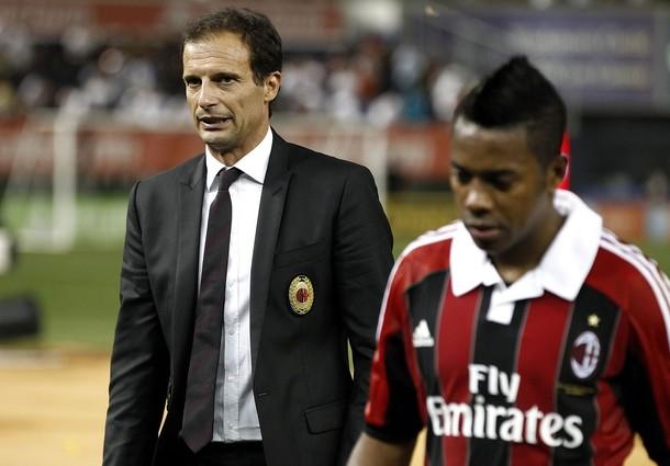 Массимилиано Аллегри: «Завершаем предсезонку тяжелым поражением»