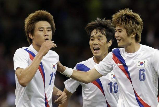 Олимпийские игры-2012. Матч за третье место. Южная Корея — Япония — 2:0. «Драки, стычки, два гола»
