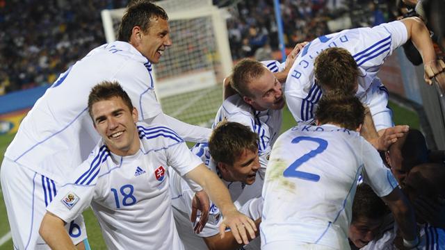 Сборная Словакии не без труда обыграла Лихтенштейн