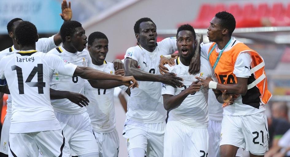 Чемпионат мира (U-20). Гана — Чили — 4:3. Хроника событий