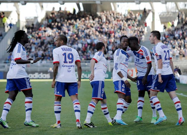 Ligue 1 results: Lyon reach the third place