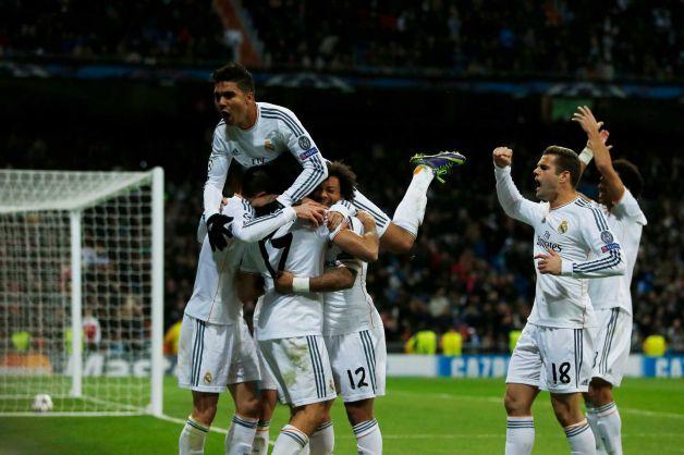 Испанская Ла лига. «Реал» — «Вальядолид» — 4:0. Хроника очередного разгрома