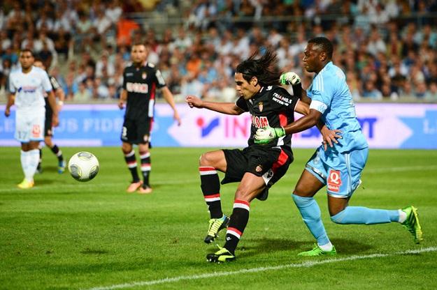 Французская Лига 1. «Монако» — «Марсель» — 2:0. Хроника событий