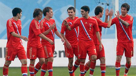 Российская «молодежка» сыграет с молдаванами