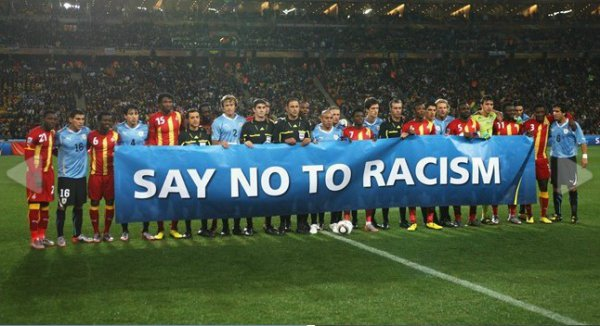 Мнение. Футбол и расизм
