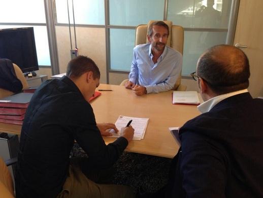 Верратти продлил контракт с «ПСЖ» до 2018 года