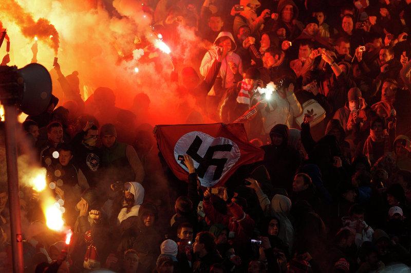 «Спартак» могут оштрафовать и наказать тремя матчами без зрителей