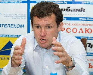 Сергей Гуренко стал спортивным директором минского «Динамо»