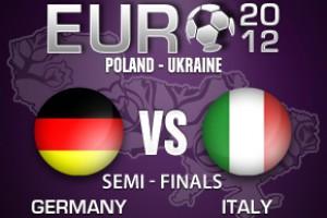 Италия вышла в финал Евро-2012!