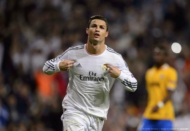 Криштиану Роналду номинирован на два приза Globe Soccer