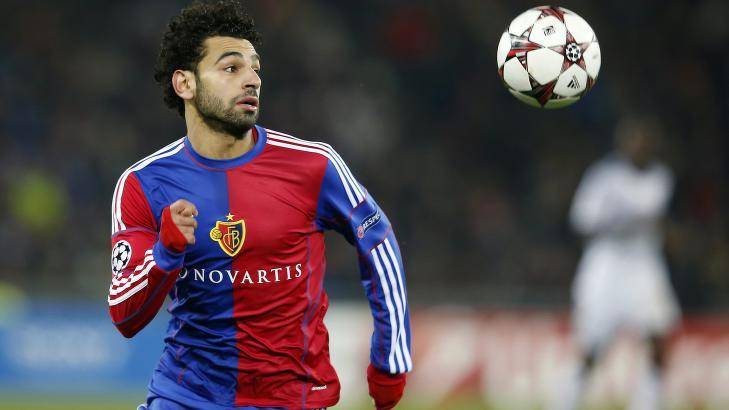 «Челси» официально подписал Мохаммеда Сала