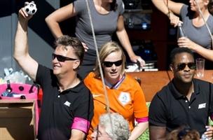 Луи ван Гал принял участие в гей-параде