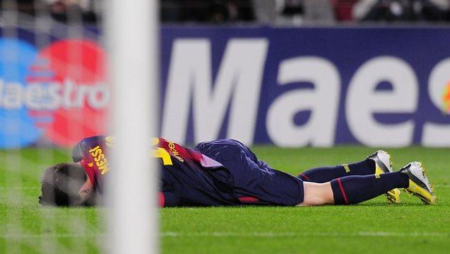 Лига чемпионов-2012/13. «Барселона» — «Милан». Прогноз. «Слухи о моей смерти»