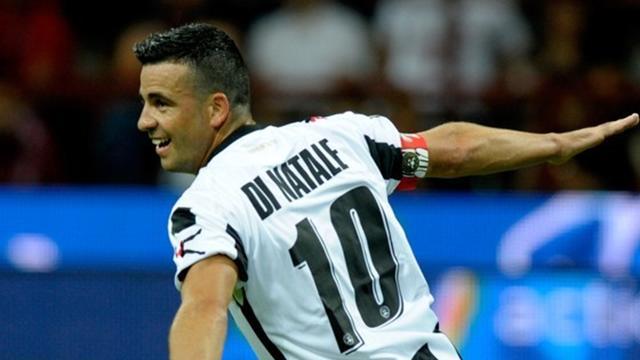 Антонио Ди Натале подписал новый контракт