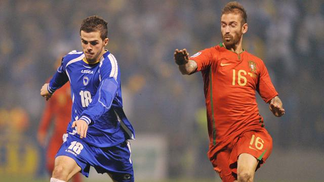 Босния и Герцеговина одержала волевую победу над Латвией