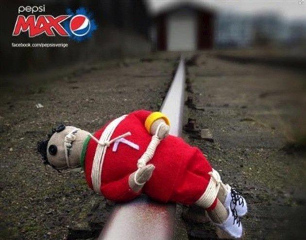 Pepsi принесла извинения Роналду за использование его образа в рекламе (ФОТО)