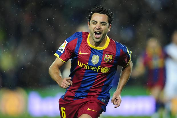 Xavi is cleared to play against Milan