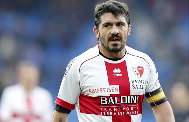 Gattuso leads Sion to victory