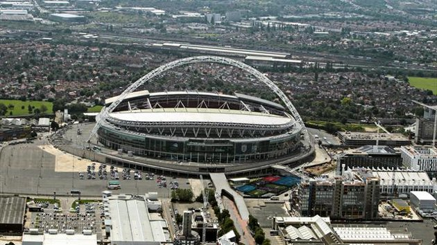 Magnificent photos of football stadia