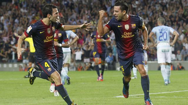 Испанская Ла лига. 14-й тур. «Барселона» — «Гранада». Прогноз. «Их строй не разрушить»