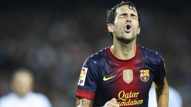 «Манчестер Юнайтед» предложит за Франсеска Фабрегаса 40 миллионов евро?