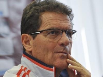 Фабио Капелло: «Не собираюсь менять установившийся стиль команды»