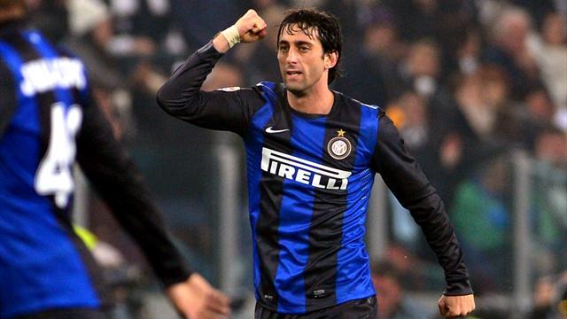 Milito allays Inter fans fears