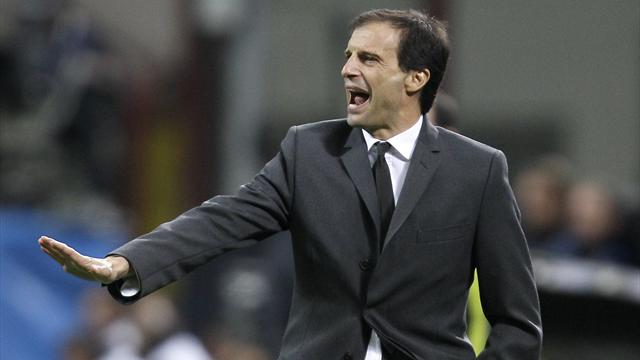 Allegri to stay in Milan