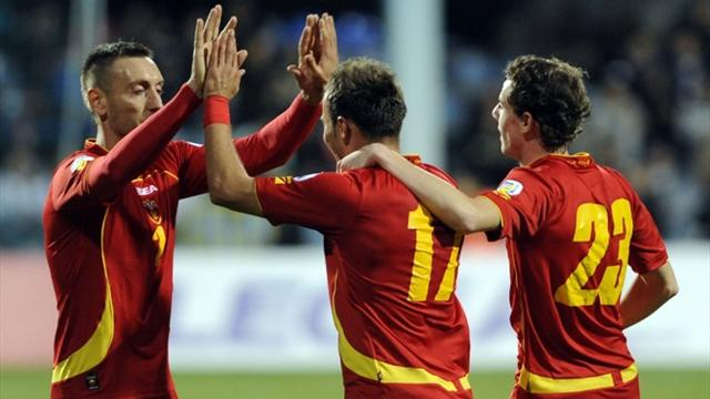 Чемпионат мира-2014. Черногория — Англия — 1:1. Хроника моментов