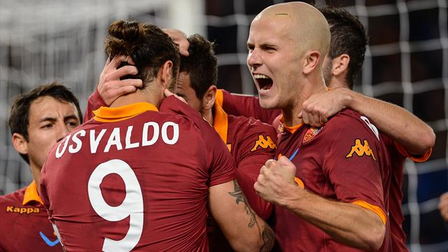 Roma pens a deal with Nike