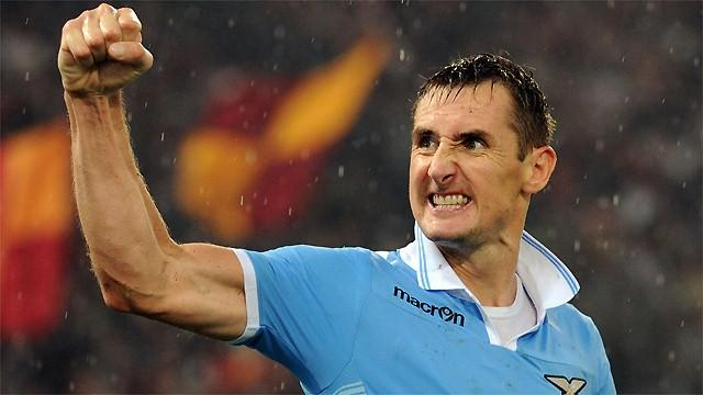 Klose recovery is coming to an end