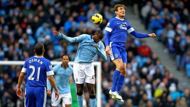 Manchester City vs Everton and more Premier League fixtures