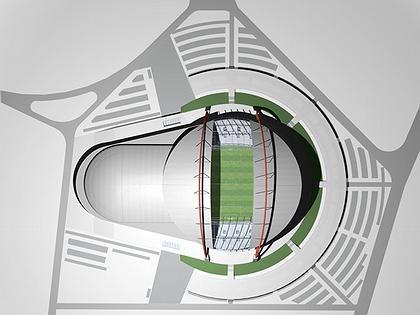 На стадионе «Спартак» в Москве планируется провести Кубок конфедераций