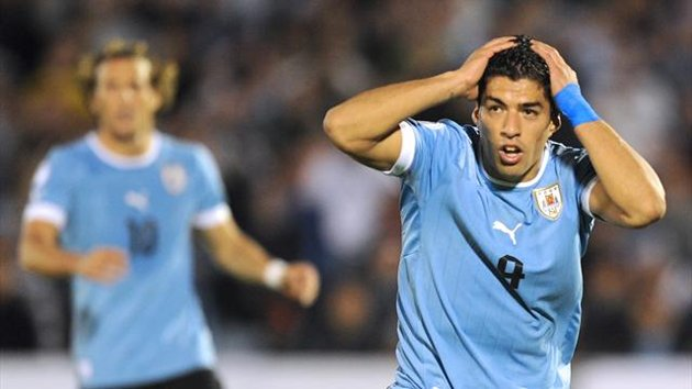 World Cup Qualification CONMEBOL: Uruguay vs Paraguay