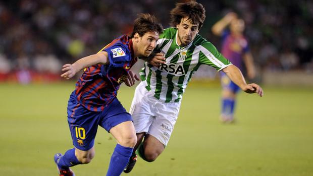 Испанская Ла лига. 34-й тур. «Барселона» — «Бетис». Прогноз. «Из мрака»