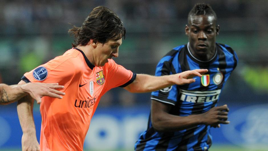 Балотелли и Месси не сыграют в товарищеском матче Италия — Аргентина