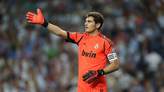Икер Касильяс: я остаюсь в «Реале» до конца контракта