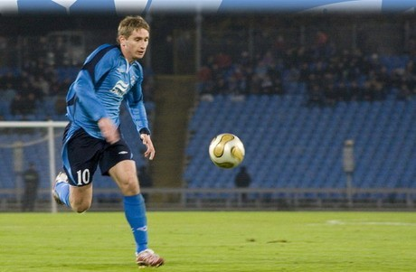 «Кривбасс» в домашнем матче забил запорожскому «Металлургу» пять безответных мячей