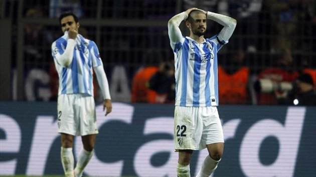 Malaga to appeal to UEFA