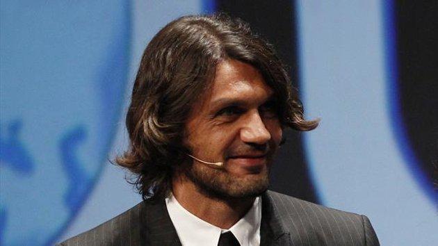 Мальдини возвращается в структуру «Милана»