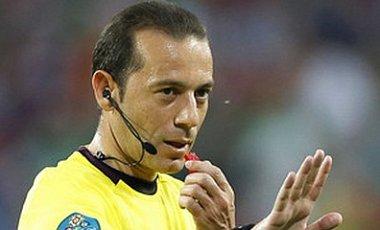 На матч Англия — Украина назначен турецкий судья