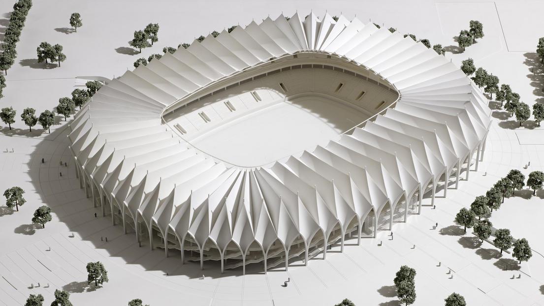 К 100-летию узбекского футбола будет открыт новый стадион