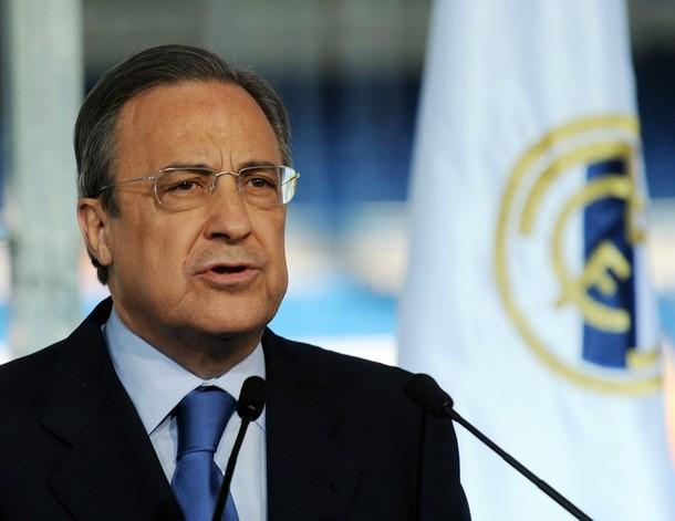 Флорентино Перес: «В первую очередь есть «Реал», затем снова «Реал» и потом вновь «Реал»