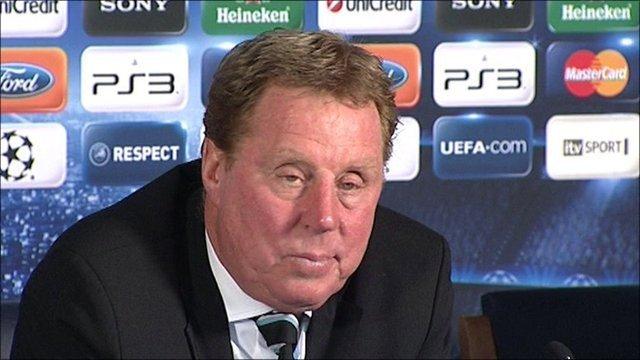 Гарри Реднапп: «Хотелось бы видеть в сборной Англии доморощенных игроков»