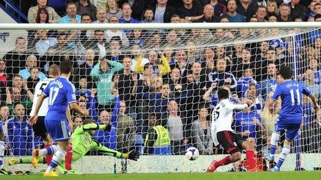 Английская Премьер-лига. «Челси» — «Фулхэм» — 2:0. Хроника ленивой победы